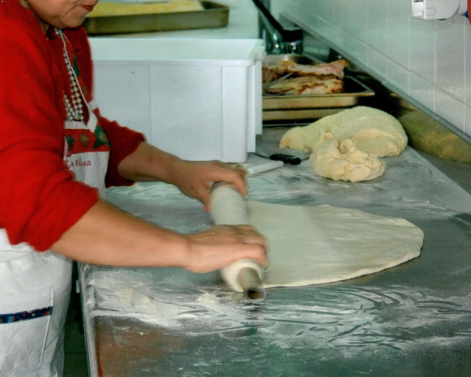 cucina fatta in casa tipica calabrese
